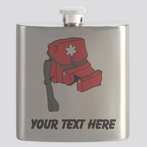 First Aid Kit (Custom) Flask